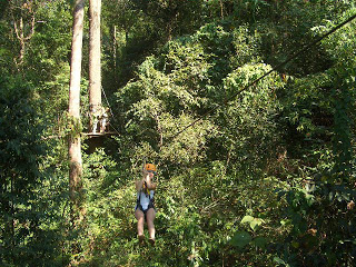 Jungle Flight, Thailand