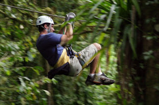 Sky Trek, Costa Rica