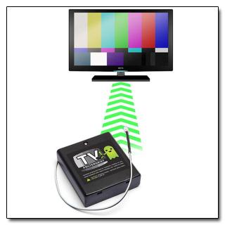 TitleTV Poltergeist Phantom Prank Device