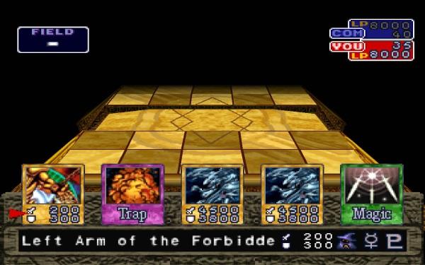 Yu Gi Oh Forbidden Memories 2